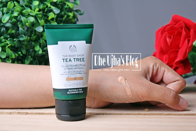The Body Shop Tea Tree Flawless BB Cream 02 Medium