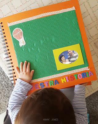 libro bebe adopcion