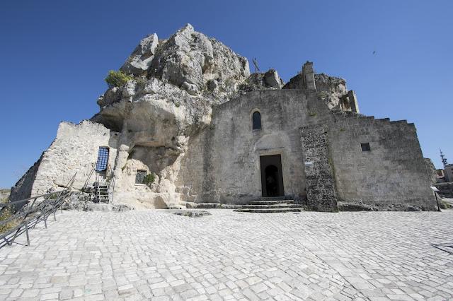 Chiesa Rupestre di Santa Maria di Idris-Matera
