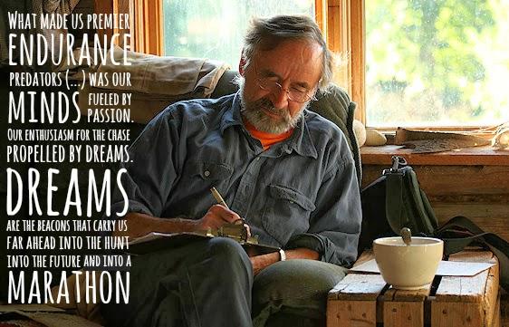 Bernd Heinrich writing