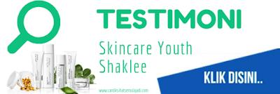 testimoni skincare youth shaklee