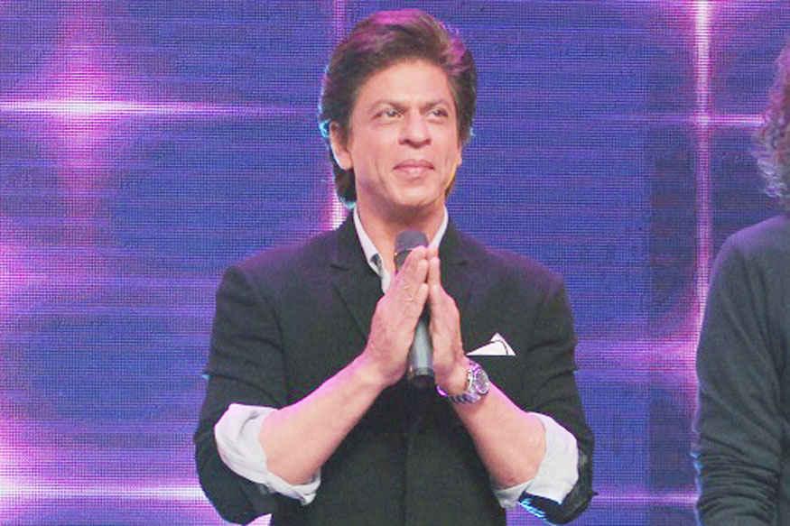 Shah Rukh Khan Promotes 'Jab Harry Met Sejal' on Sa Re Ga Ma Pa L'il Champs