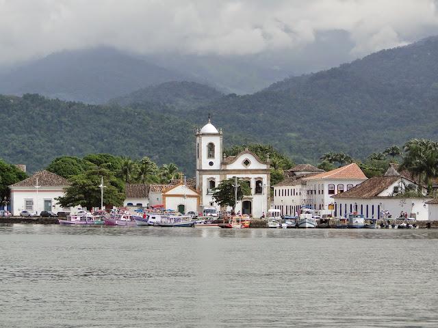 Igreja de Santa Rita, Paraty/RJ