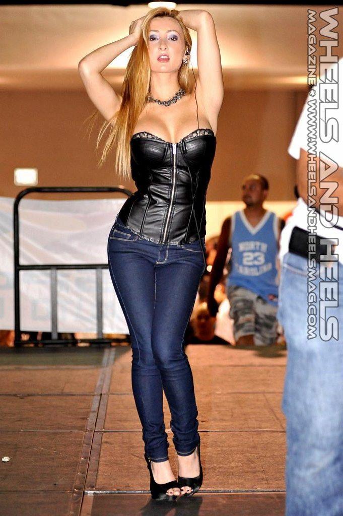 Amy Markham Alexia Cortez And Models