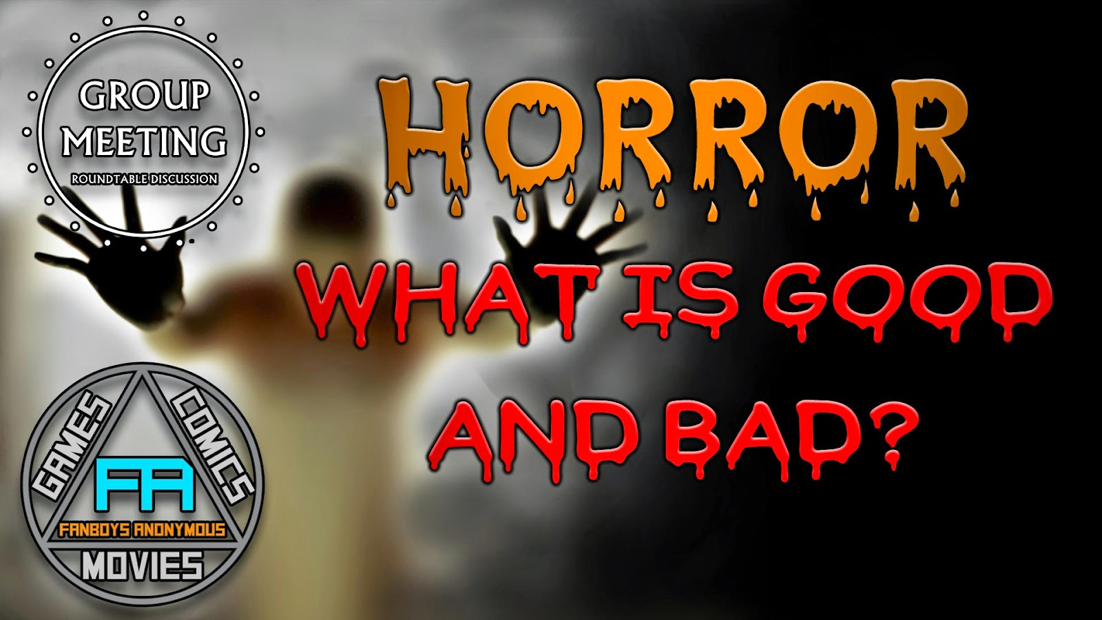 horror genre in entertainment industry podcast