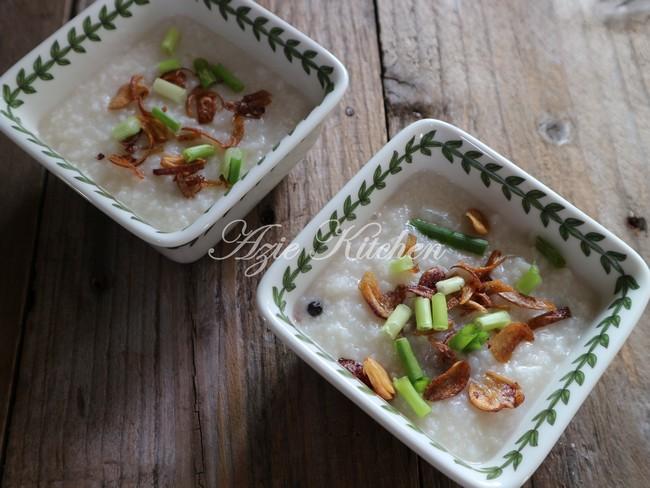 Bubur Lambuk Bulan Ramadhan Azie Kitchen