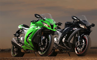 Kawasaki Ninja 10R wallpapers
