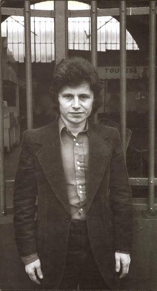 El músico cósmico parisino Pierre Salkazanov, más conocido como Zanov en 1978