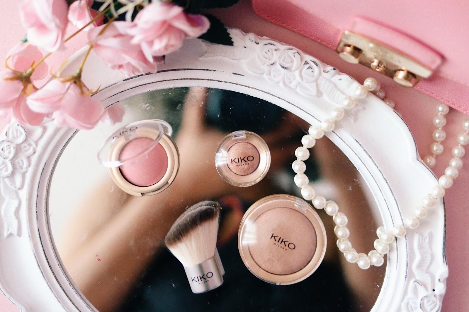 Kiko Milano , 20th anniversary , Mini Divas , Benedetta Bruzziches , Outstanding Cherry , Balanced Champagne , Essential Biscuit , revue , avis , blog beauté , paris , rose mademoiselle , rosemademoiselle ,