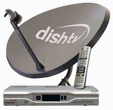 Dishtv set top box