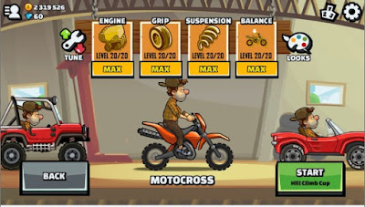 Hill Climb Racing 2 Apk Mod v1.1.3 No Root
