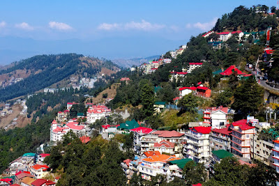 Shimla most famous visiting place