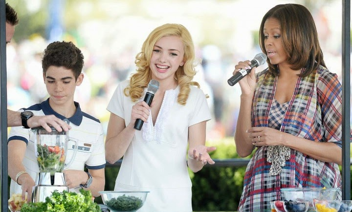 Peyton List Beautiful At 2014 White House Easter Egg Roll