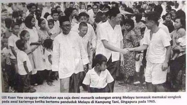 Gerindra Khawatir Sejarah Lee Kwan Yew Menular ke Jakarta, Kepemimpinan Etnis Cina Memarjinalkan Kelompok Asli