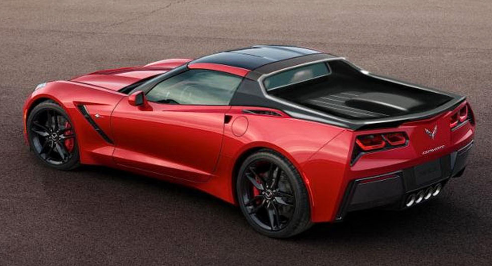 2017 Chevy El Camino >> Holy Moly! Callaway To Debut New Corvette Callamino In New York