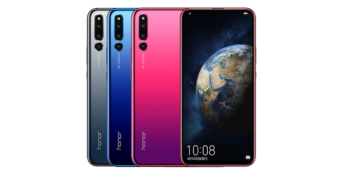 Honor Magic 2 announced