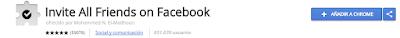 invitar todos amigos de facebook