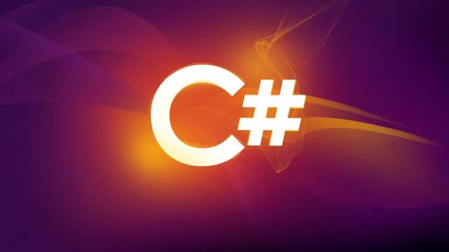 لغة-البرمجة-C#