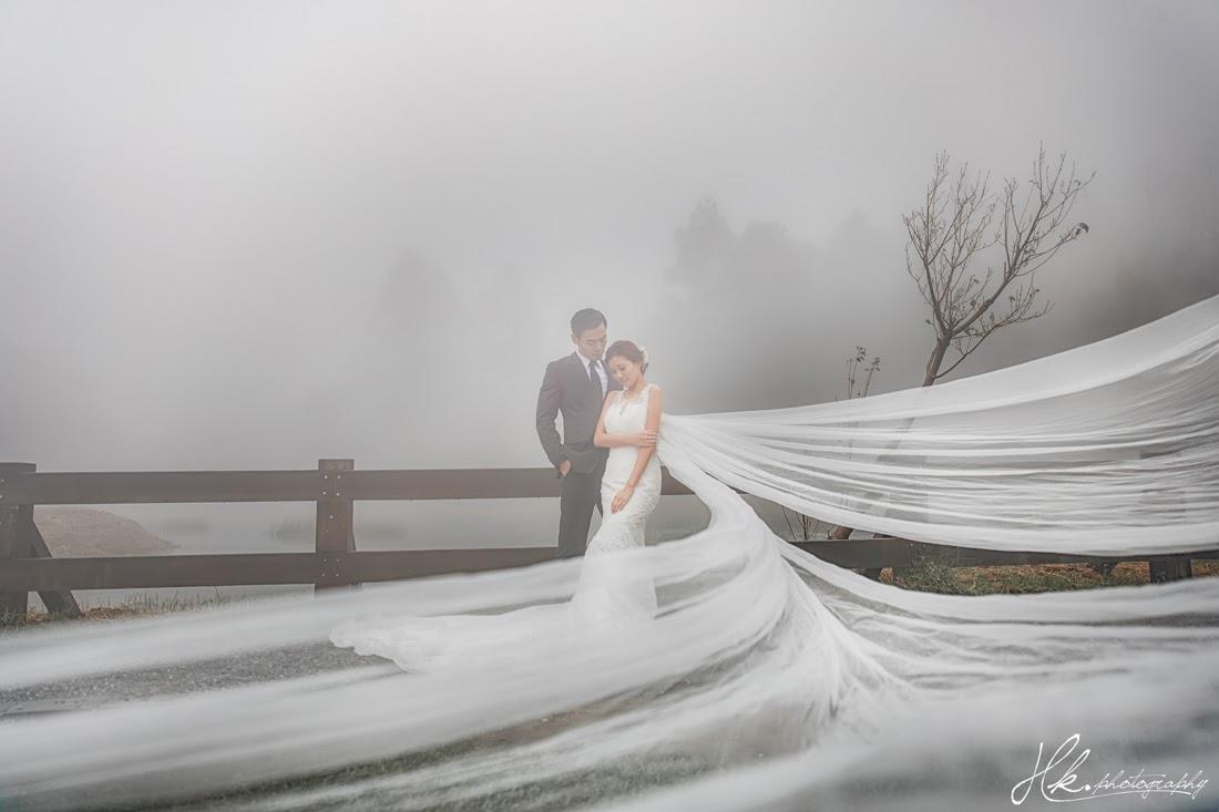 自助婚紗, 自助婚紗推薦, 陽明山婚紗, 冷水坑婚紗, 龍鳳谷婚紗, 起霧婚紗, 雨天婚紗,