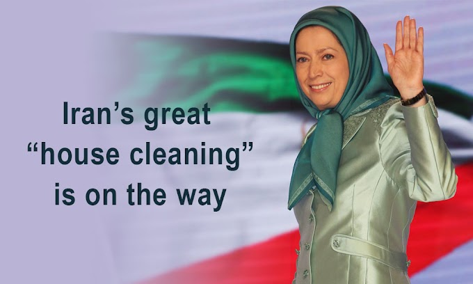 "Iran's great ""house cleaning"" is on the way"