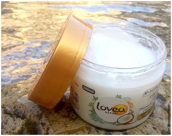 Avis Blog : Lovea, le masque réparateur cheveux