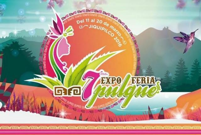 Feria del pulque en Edomex