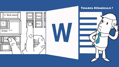Fungsi - Fungsi Tombol Kombinasi Pada Ms. Word