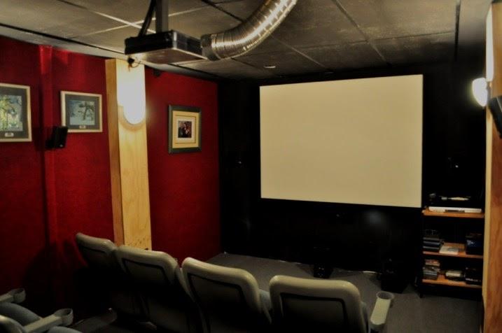 El Cine en Casa  Lima MI PROPIA SALA DE CINE EN CASA