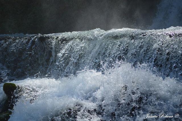 Chutes d'eau Suisse