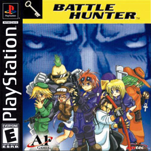 Battle Hunter ISO PS1 | PS1,PSx,ROM,ISO,PlayStation One,Download