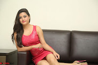 Shipra Gaur in Pink Short Micro Mini Tight Dress ~  Exclusive 014.JPG