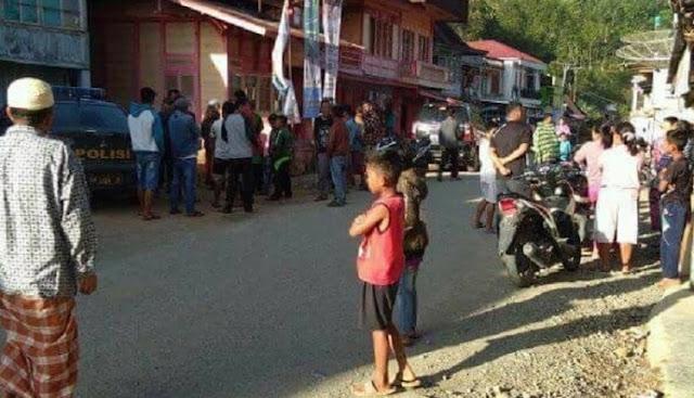 Diduga Teror, 6 Rumah Warga Jambi yang Rajin Shalat Berjemaah Dilempari Kotoran
