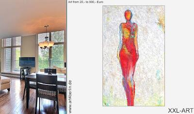 Originale Gemälde Kaufen. Große Leinwandbilder Kaufen.