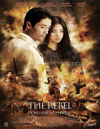 Poster Of The Rebel 2007 Full Movie In Hindi Dubbed Download HD 100MB Vietnamese Movie For Mobiles 3gp Mp4 HEVC Watch Online