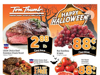 Tom Thumb Weekly Ad