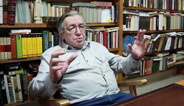 Pensamento crítico por Olavo de Carvalho