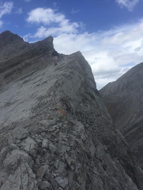 Gap peak scramble