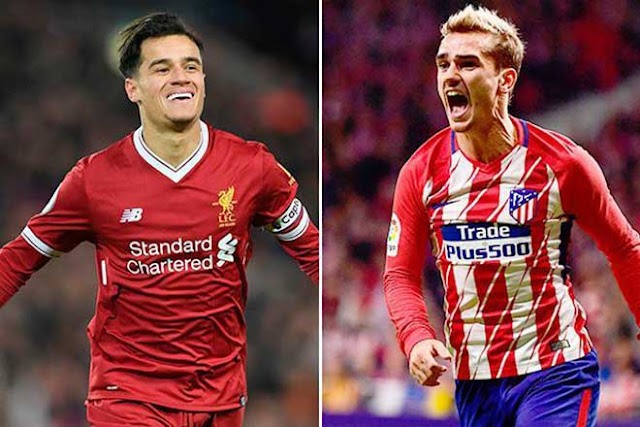 Barca có Coutinho, MU rảnh tay mua Griezmann 100 triệu euro
