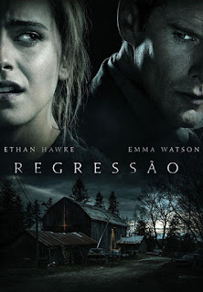 Regressão - BDRip Dual Áudio