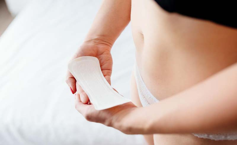 Women's Health, Menstruation