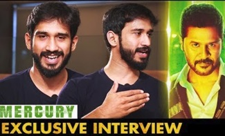 Mercury Actor Anish Padmanabhan Interview
