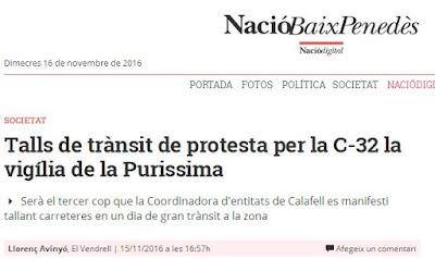 http://www.naciodigital.cat/baixpenedes/noticia/53/talls/transit/protesta/c-32/vigilia/purissima