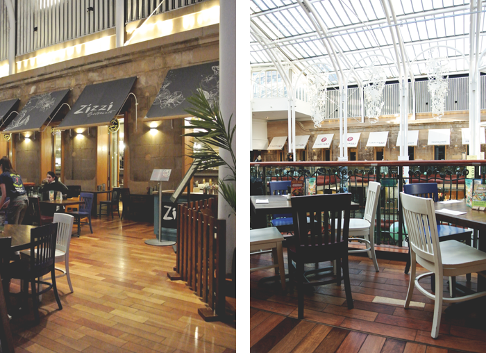 Zizzi's Princes Square