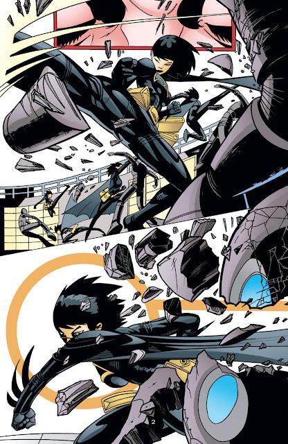 cassandra cain batgirl dc comics