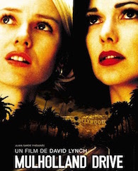 Mulholland Drive, by David Lynch, film poster