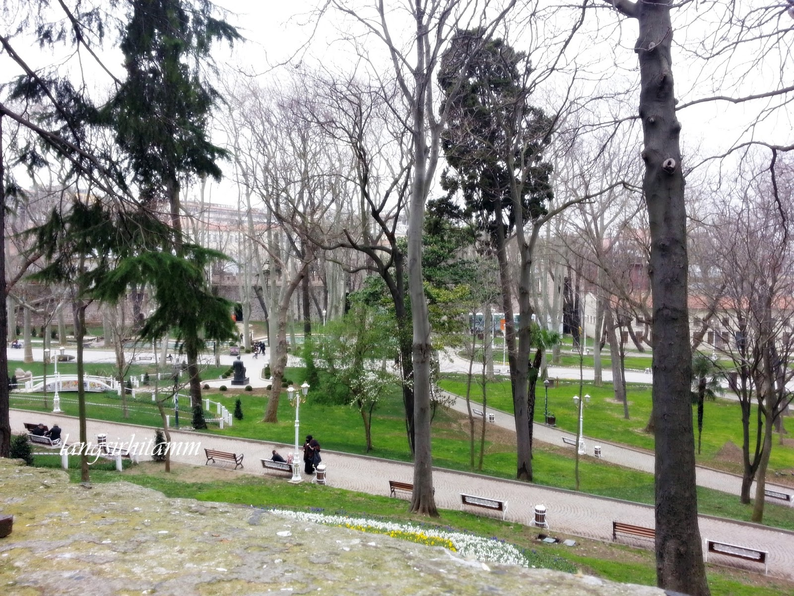 Kisahnya   Istanbul (tamat) - Bachelor's Diary