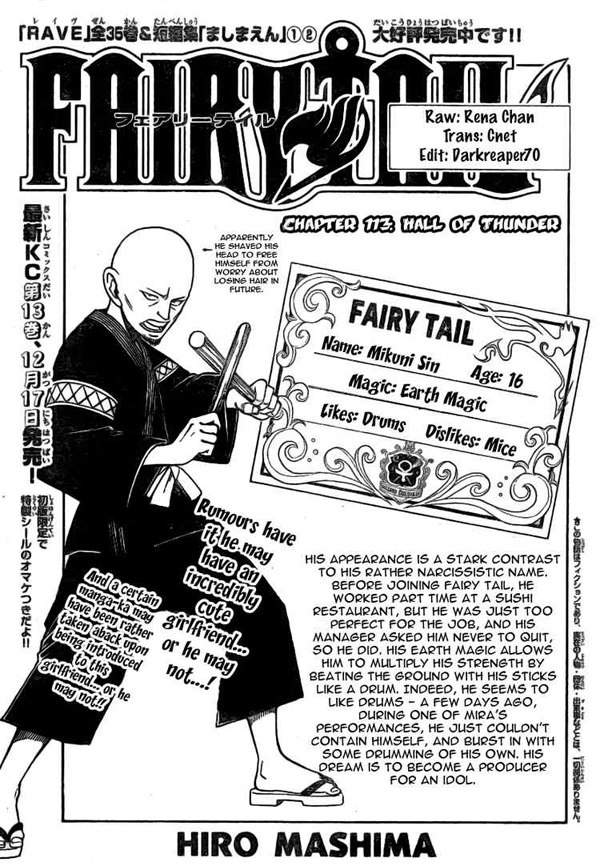 Fairy Tail chap 113 trang 1