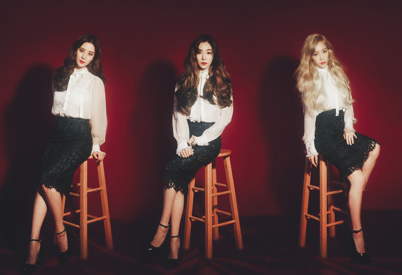 Girls Generation Tiffany Wallpaper Team Snsd 3rd Mini Album Girls Generation Tts Dear Santa