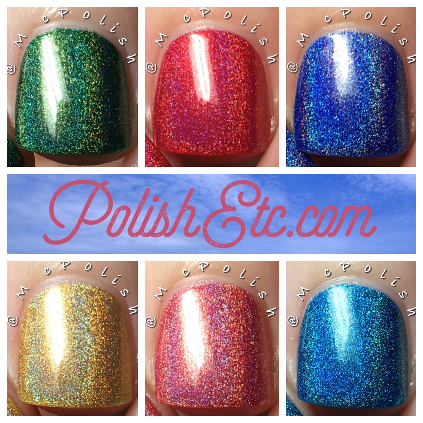 KBShimmer - Nauti by Nature Collection - McPolish