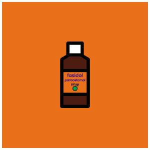 Fasidol : Paracetamol Syrup, Mengatasi Demam Dan Rasa Sakit (Bayi Dan Anak-Anak)